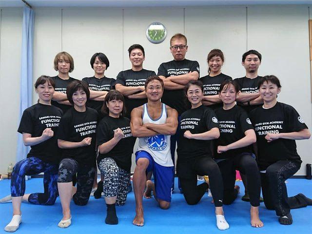 【セミナー報告】ファンクショナルトレーニング ベーシックコース 第8期 広島STUDIOみんなの部活