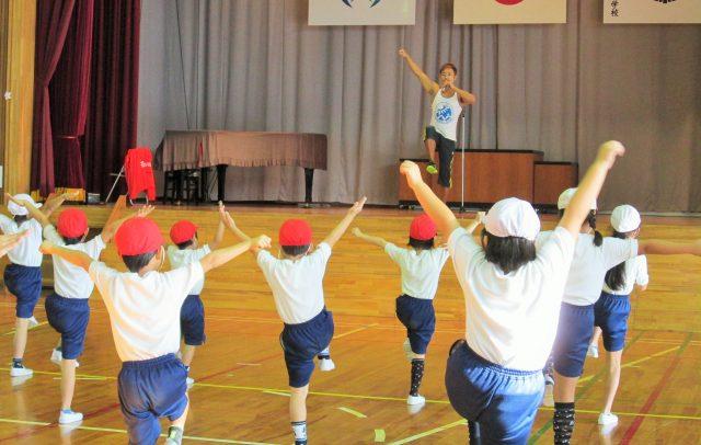 【講演会報告】姿勢がよくなる!小学生の体幹トレーニング