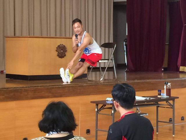 【講演会報告】 6月20日 小学生の姿勢矯正と体幹トレーニング