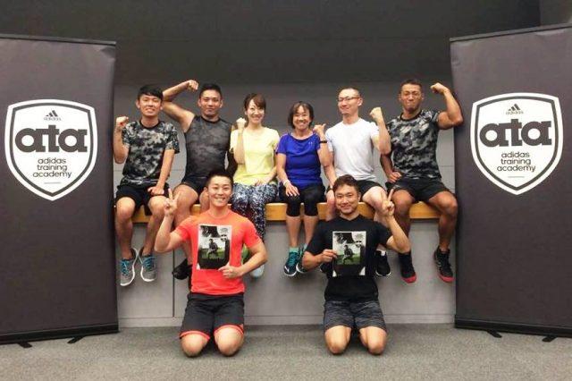 【養成コース終了報告】6月30日・7月1日 アディダス ファンクショナル トレーニング トレーナー養成コース