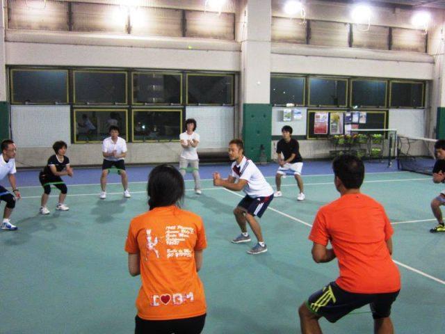 【セミナー情報】テニスのためのパフォーマンストレーニング教室