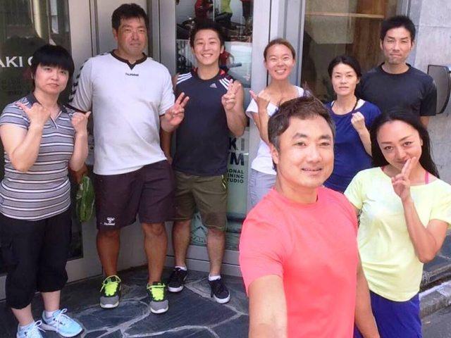 【講習会報告】 8月2日(火)アディダス ファンクショナル トレーニング更新講習会
