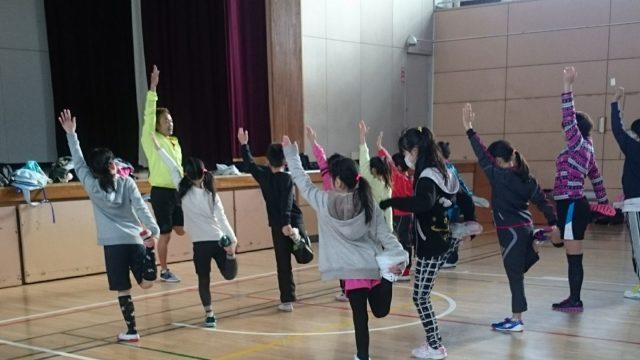 【実施報告】 小学生のパフォーマンストレーニング教室