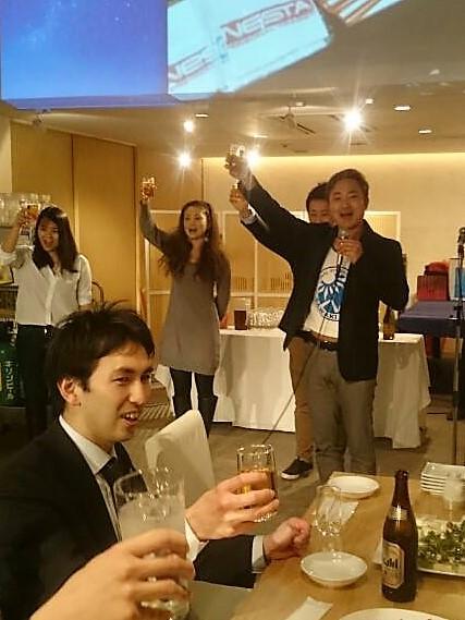 【イベント終了報告】株式会社SAWAKI GYM創立7周年パーティー IN 大阪