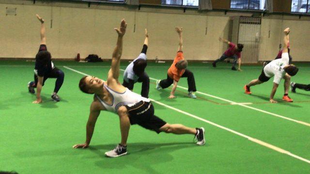 【講演会報告】 北見市体育協会「怪我を予防し、パフォーマンスをアップさせるファンクショナルトレーニング」