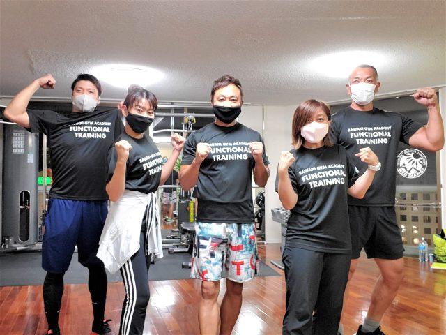 【レポート更新】正しい姿勢で動く方法を学べるファンクショナルトレーニングベーシックコース