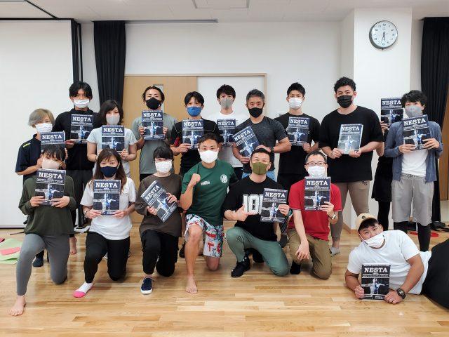 レポート更新!【名古屋開催!】機能解剖学が簡単に学べるNESTAファンクショナルアナトミースペシャリスト