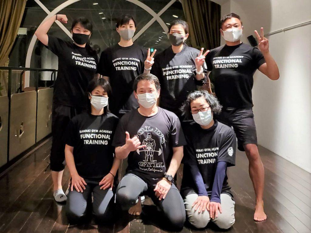 【レポート更新】ファンクショナルトレーニングの基礎を一日で学べるファンクショナルトレーニングベーシックコース(京都)