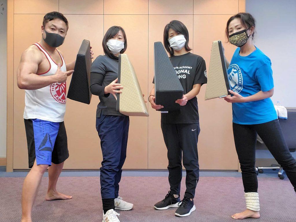 【レポート更新】フレックスクッションの使い方がわかる!フレックスクッション・ストレッチ&コンディショニング講習会(京都)