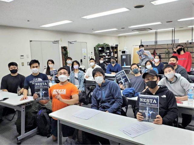 【レポート更新】大阪開催!NESTAファンクショナルアナトミースペシャリスト