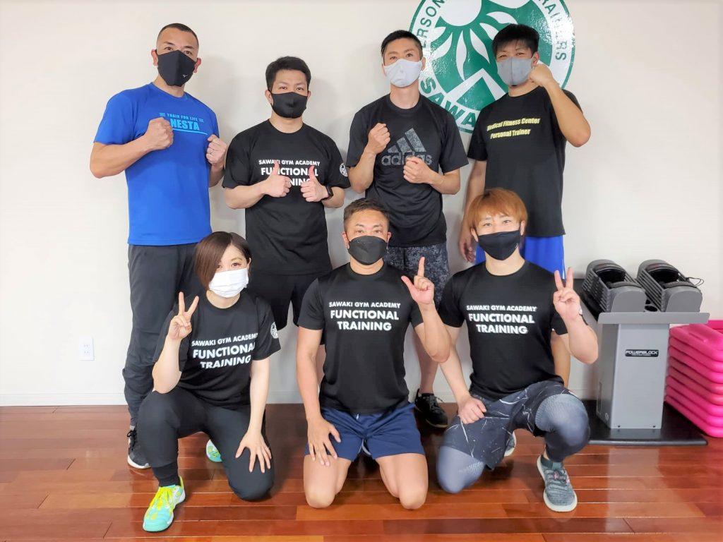 【レポート更新】沖縄初開催!ファンクショナルトレーニングアドバンスコース