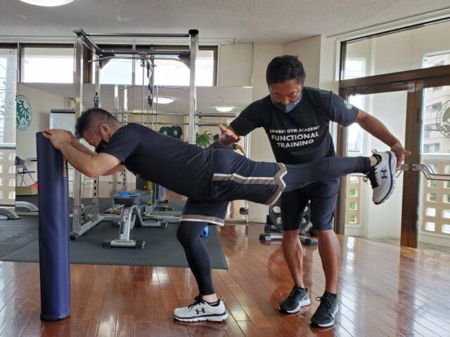 【沖縄開催】正しい動きを学べるファンクショナルトレーニングベーシックコース01