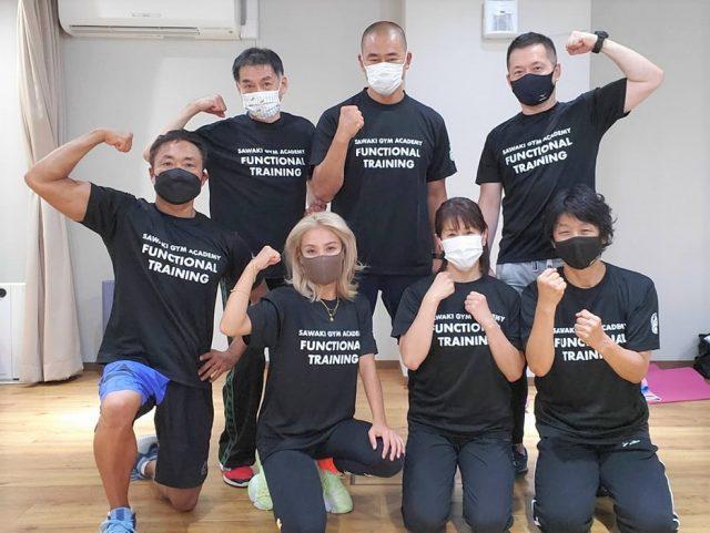 【レポート更新】大阪開催!ファンクショナルトレーニングアドバンスコース