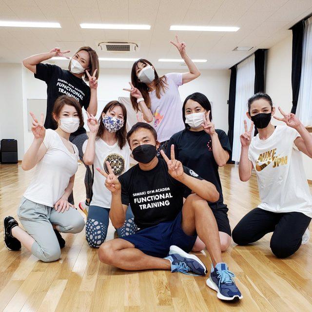 【レポート更新】名古屋開催!ファンクショナルトレーニング・ワークショップ ~動けるカラダに必要な筋力・柔軟性・バランス~