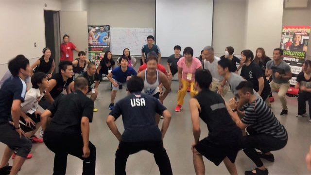【イベント報告】 NESTAセミナー『自体重ファンクショナルトレーニング』@SPORTEC