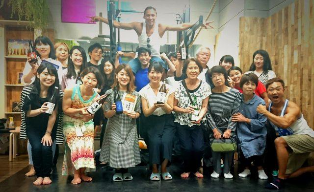 【セミナー終了報告】7月29日㈯ 日本のお酒を味わいながら学ぶ日本酒講座