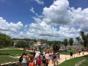 メキシコ観光
