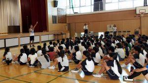 箕輪小学校