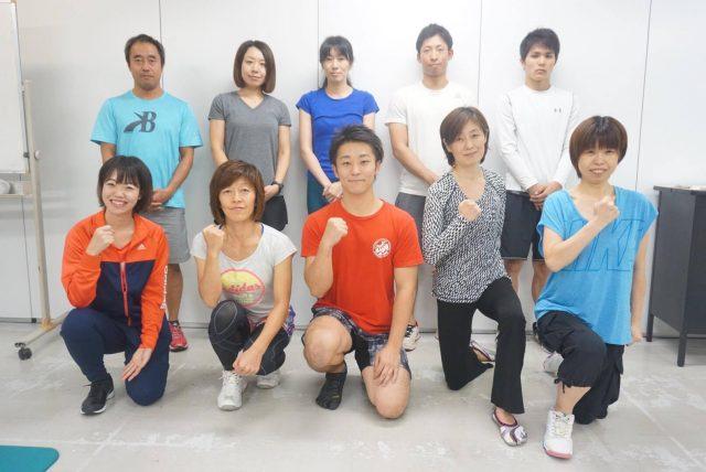 【ワークショップ報告】自体重を使ったファンクショナルレジスタンストレーニング