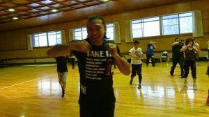 フィットネスボクシング