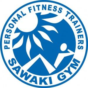 SAWAKI GYMロゴ