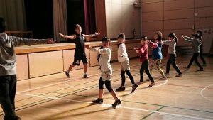 小学生のパフォーマンストレーニング