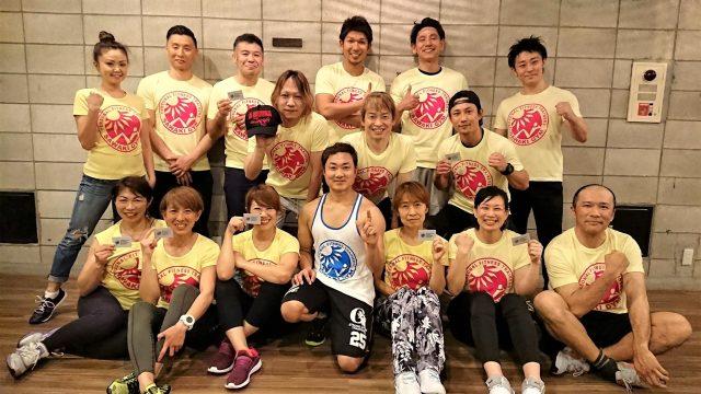 【講習終了報告】4月1日ファンクショナルトレーニングベーシックコース第2期養成