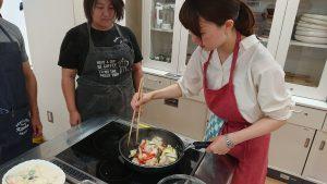発酵食品料理教室