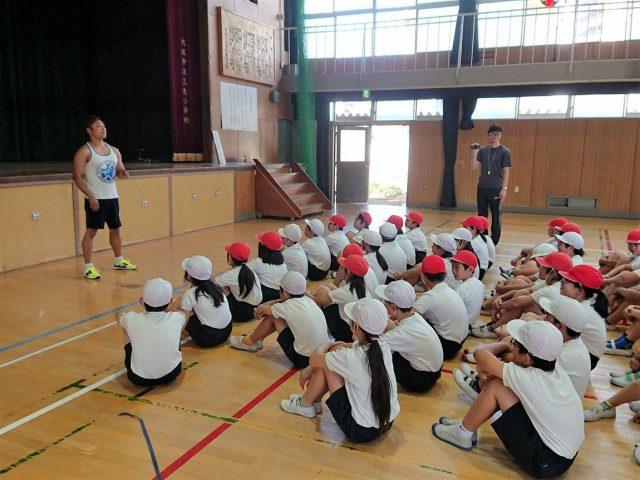 【講演会終了報告】5月25日 大阪市立三先小学校 講演会