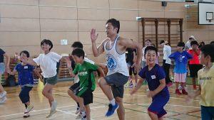 小学校の体幹トレーニング