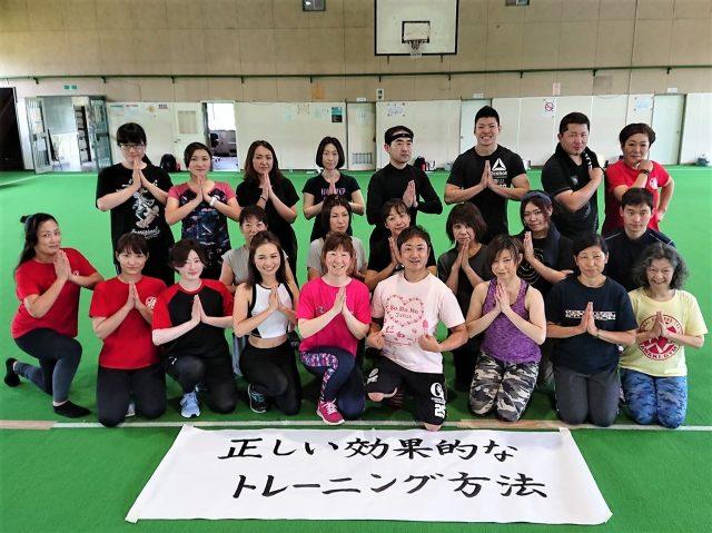 【イベント修了報告】フィットネスワークアウトフェスin北見2