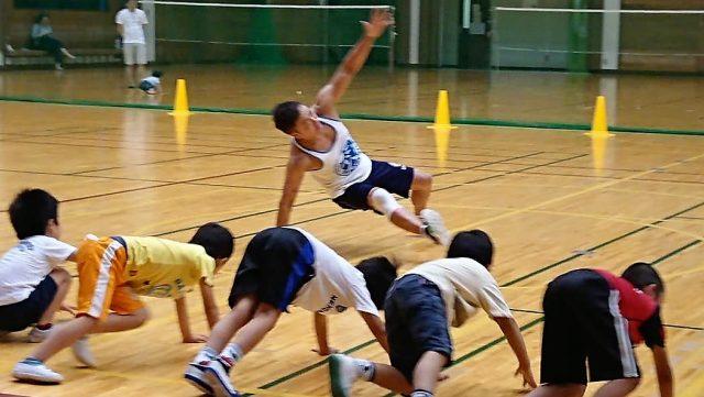 【講演報告】平成30年度 東村山市スポーツ・食育教室『体の中心を鍛えよう』