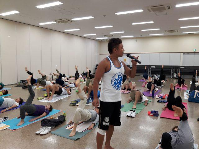 【講演会報告】 正しい姿勢と体幹トレーニングセミナー