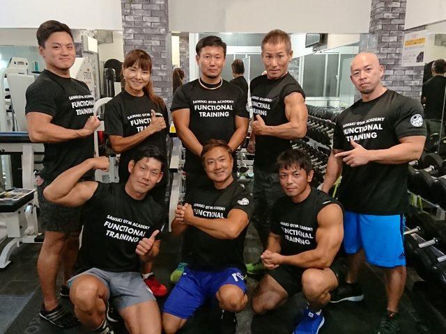 【セミナー報告】ファンクショナルトレーニング ベーシックコース 第7期 広島STRENGTH GYM