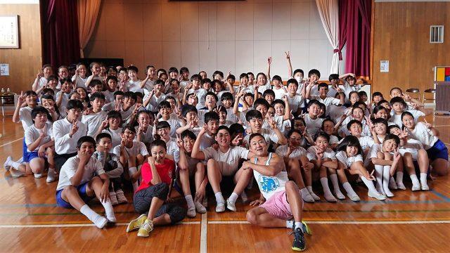 【講演会報告】2018年10月31日 高崎市北小学校での講演会『体幹をきたえて良い姿勢』