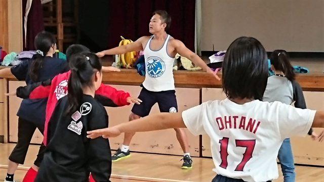 【レッスンイベント報告】12月8日㈯ 小学生のパフォーマンストレーニング教室