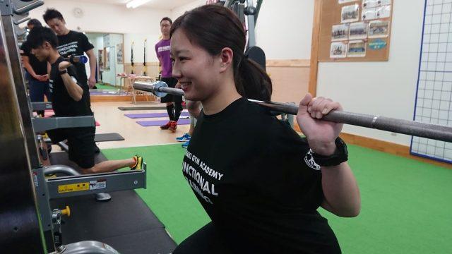 【実績2018年~】ファンクショナルトレーニング ベーシックコース