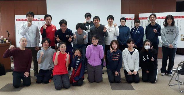 【講演会報告】3月30日(土)筋肉体操&柔軟体操~誰でもできる簡単フィットネス~
