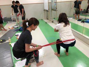 ファンクショナルトレーニングベーシックコース~宮崎~04