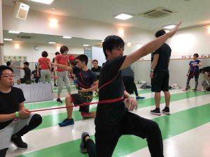 ファンクショナルトレーニングベーシックコース~宮崎~07