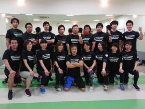 ファンクショナルトレーニングベーシックコース~宮崎~集合写真02
