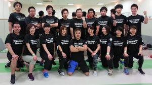 ファンクショナルトレーニングベーシックコース~宮崎~集合写真