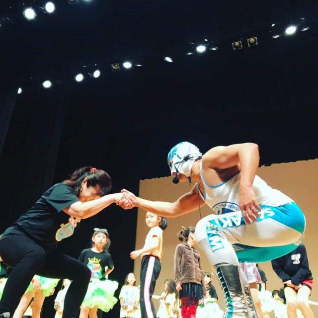 【イベント出演報告】JKFAファミリー感謝祭『マッスルパーティー』