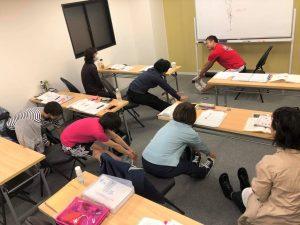 【セミナー報告】4月21日(日)基礎から学ぶ機能解剖学~名古屋~ Day2 02