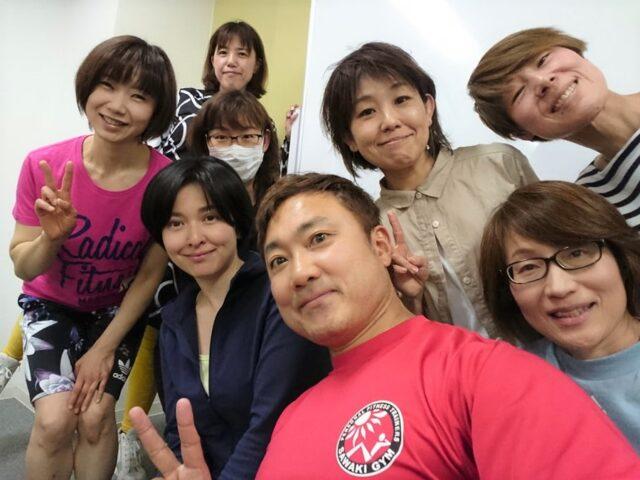 【セミナー報告】4月21日(日)基礎から学ぶ機能解剖学~名古屋~ Day2 集合写真
