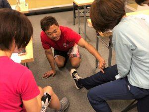 【セミナー報告】4月21日(日)基礎から学ぶ機能解剖学~名古屋~ Day2 04