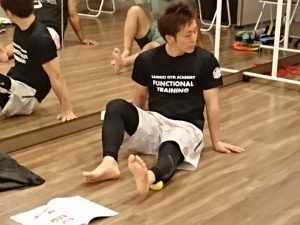 ファンクショナルトレーニングベーシックコース~東京~第18期05