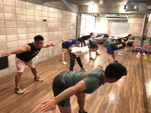 ファンクショナルトレーニングベーシックコース~東京~第18期11