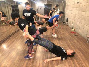 ファンクショナルトレーニングベーシックコース~東京~第18期07