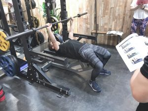2019年5月14日(火)基礎から学ぶウェイトトレーニング02